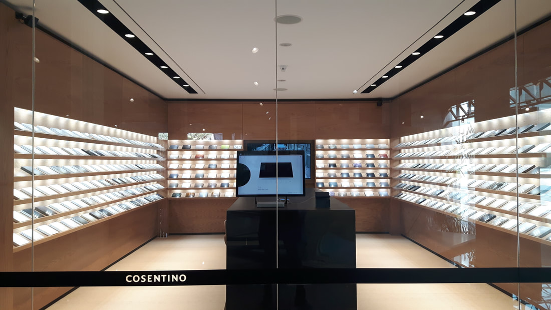 Our Visit to Cosentino in Almeria, Spain - Ian Dunn Woodwork